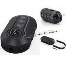 Citroen Hd Anahtarlık Kamera