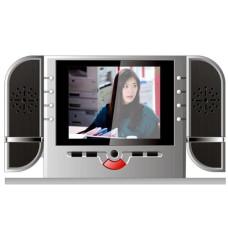 Lcd Ekranlı Masa Saati Kamera